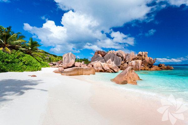 Grande Anse Plajı - La Digue Adası - Seyşeller