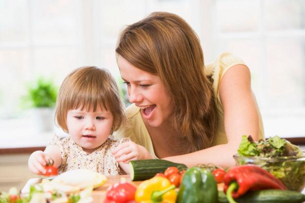 2-6 yaş arası çocuklarda beslenme