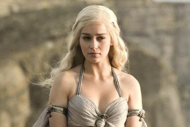 'Game of Thrones' çocukların isim annesi oldu
