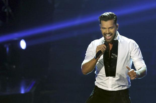 Ricky Martin'den konser oylaması