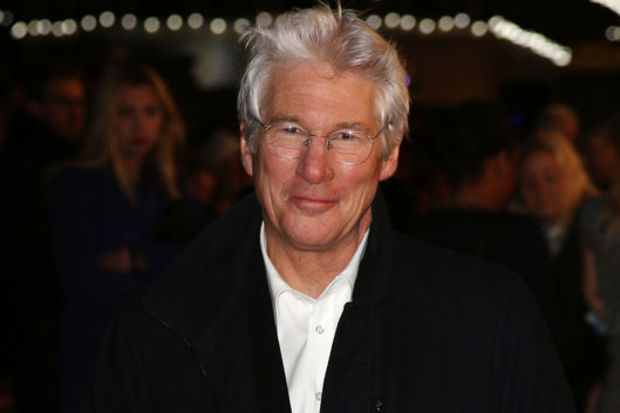 Richard Gere'in evsiz hali