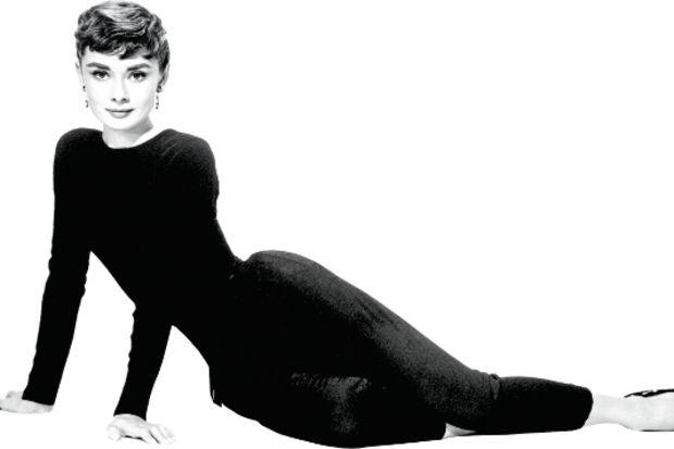 En etkileyici kadın Audrey Hepburn
