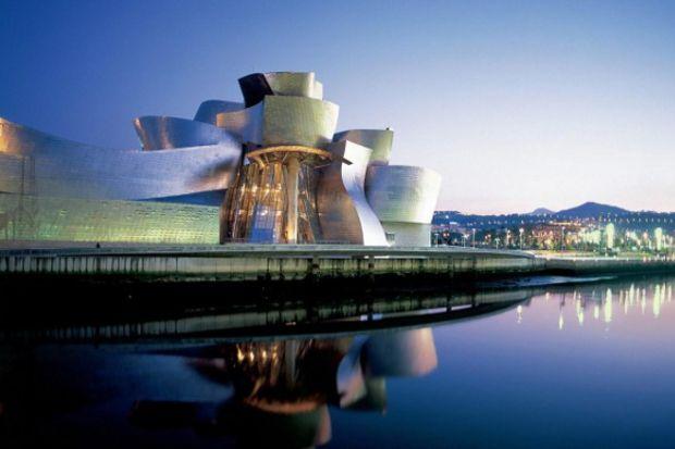 Bilbao: Mutfak ve müze