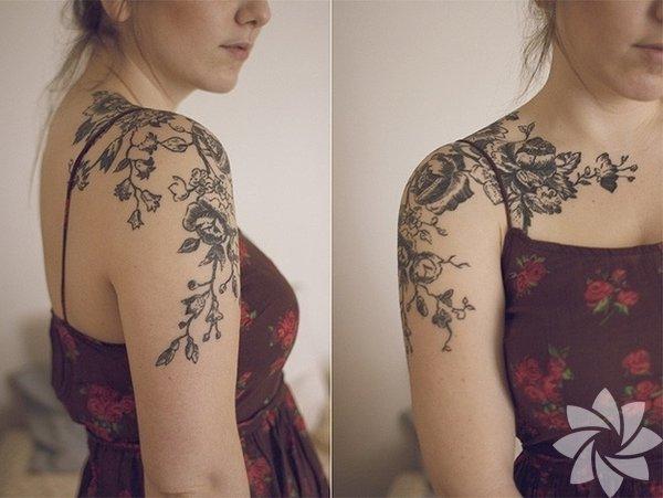 Doğa temalı en iyi 50 dövme...