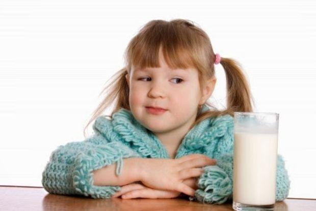 Çocuğunuz süt sevmiyorsa...