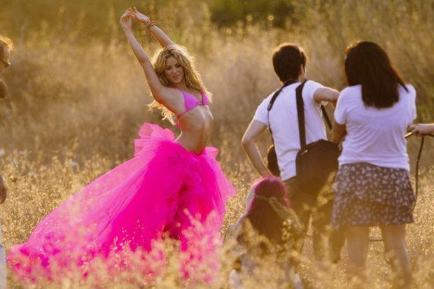 Shakira'dan fit görünme sırları...