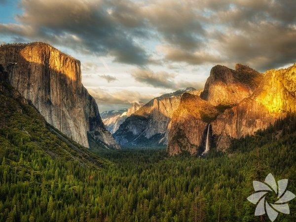 1 - Yosemite Ulusal Parkı, California, ABD