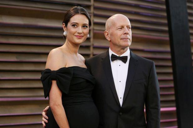 Bruce Willis beşinci kez baba oldu
