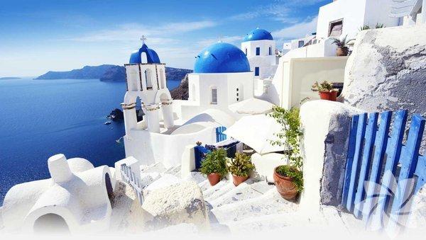 Yunan Adaları'ndan en güzel kareler