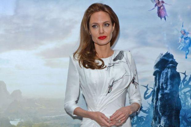 Angelina Jolie'ye özel ayakkabı