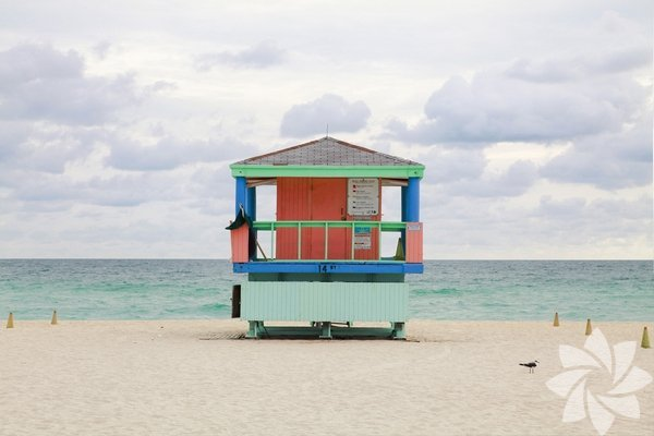 Minimal Miami evleri