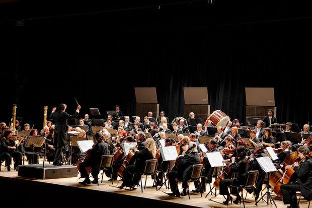 Antonio Pirolli ve İDSO konseri