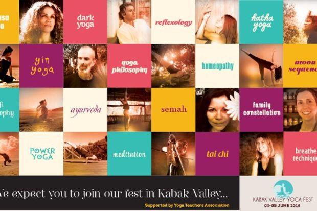 Kabak Vadisi Yoga Festivali