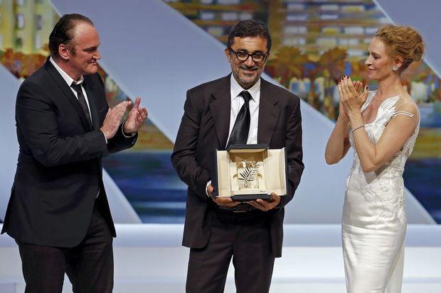 Altın Palmiye Ödülü Nuri Bilge Ceylan'a