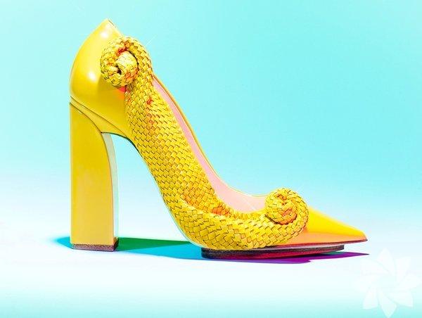 Delpozo 2014 ayakkabı koleksiyonu