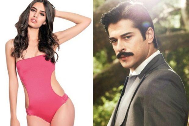 Burak Özçivit'ten Miss Turkey Amine'ye teklif...