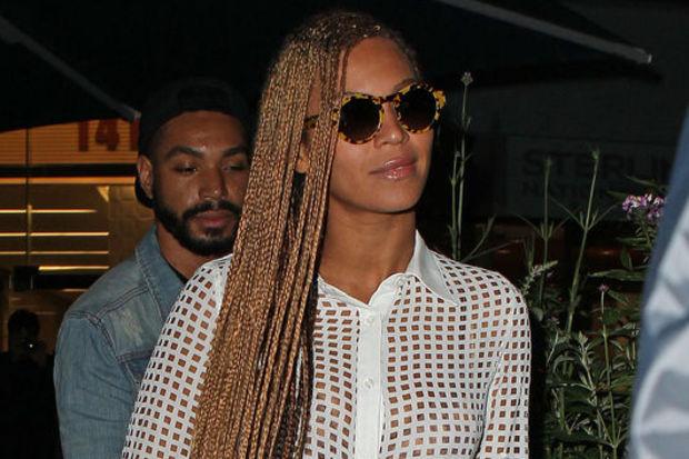 Beyonce'un yeni imajı