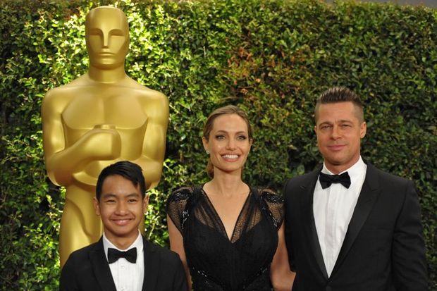 Angelina Jolie: Maddox'a daha yakınım