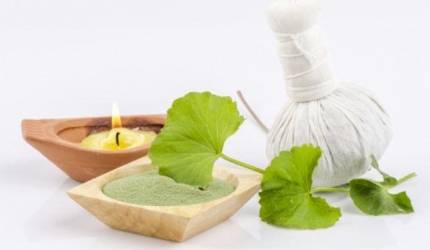 Cildiniz yeşil çayla rahatlasın
