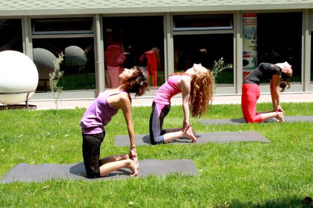 SSM'de yoga dersleri başlıyor!