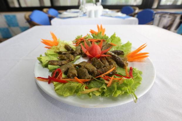 Sofrada Azeri lezzetleri