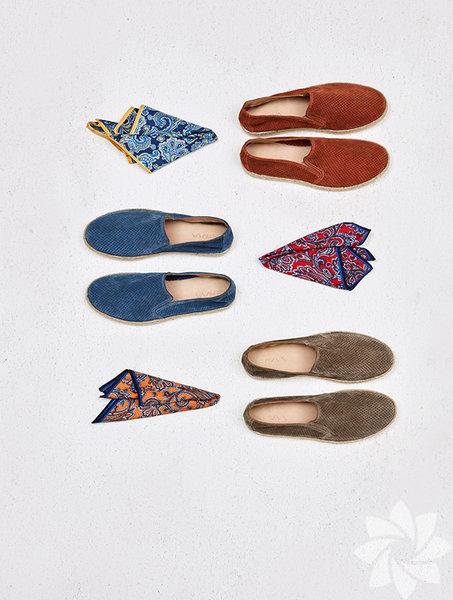Ayakkabı ve yaka mendili - AVVA