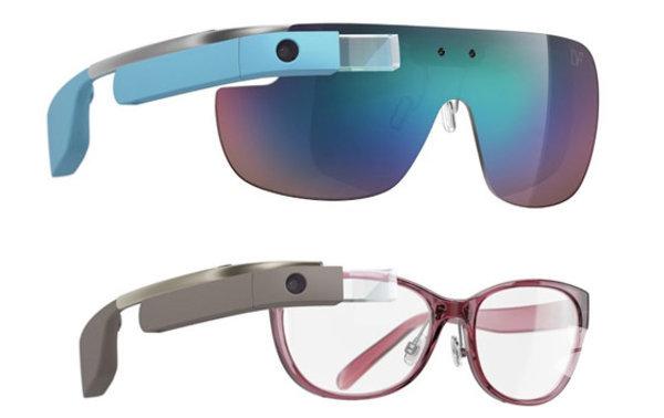Amerika'lı tasarımcı Diane Von Furstenberg, son yılların en çok konuşulan teknolojik akseasuarı Google Glass için gözlük çerçeveleri hazırladı.