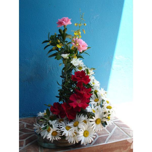 Çiçek düzenleme sanatı