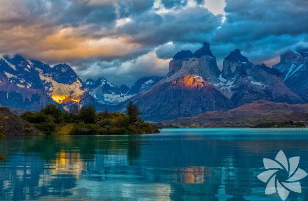 Patagonya, Şili ve Arjantin'in güneyindeki bölgedir.