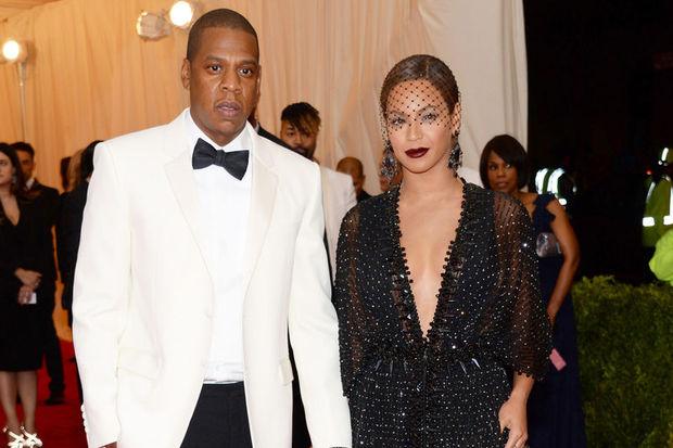 Kavgalı çift Beyonce ve Jay-Z