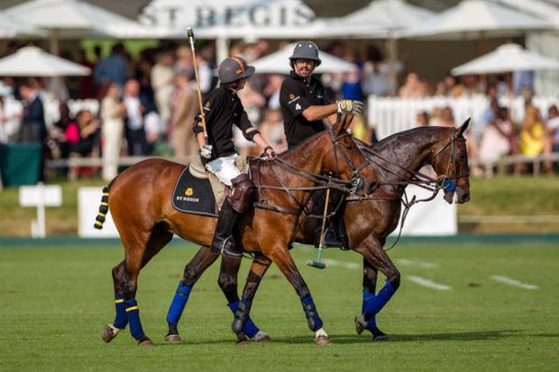 Nacho Figueras: 'Polo, atla bir takım çalışması'