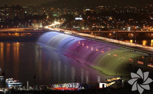 Banpo Köprüsü, Güney Kore
