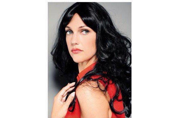 Meryem Uzerli'nin saç modelleri...