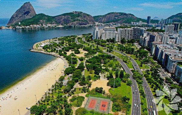 Rio de Janeiro, bulunduğu eyaletin başkenti ve Brezilya'nın en büyük ikinci kenti.