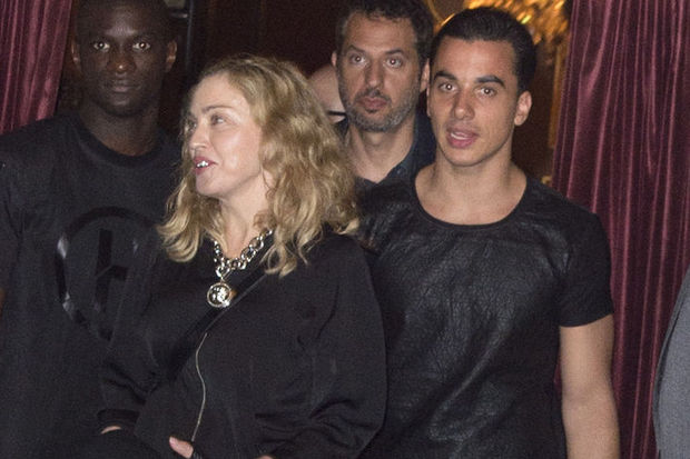Madonna'nın yeni sevgilisi