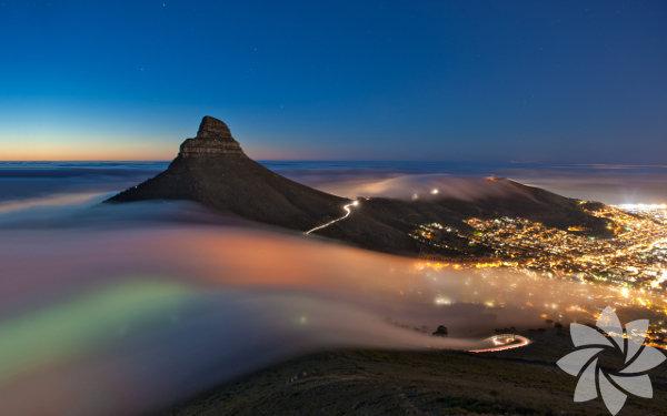 Cape Town, Güney Afrika'nın en büyük şehri.