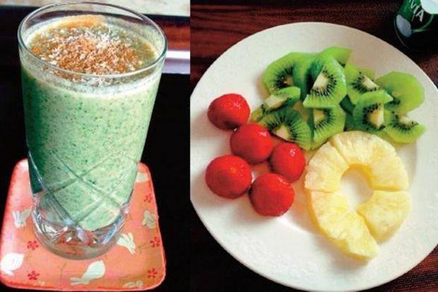 Doğum kilolarını verdiren diyet…
