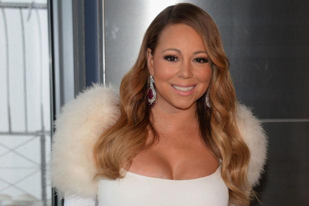 Mariah kendini tanıyamadı!