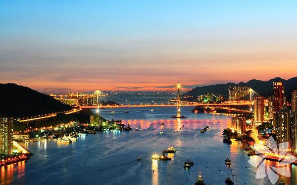 Hong Kong, Çin Halk Cumhuriyeti sınırları içinde yer alıyor.