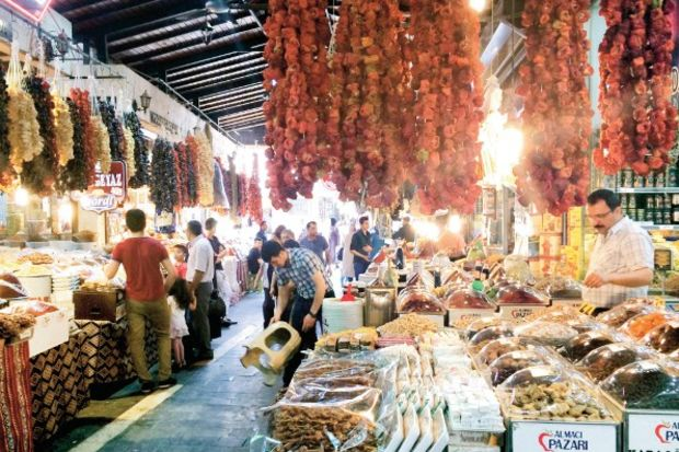Gaziantep'te bir gün nasıl geçiyor?