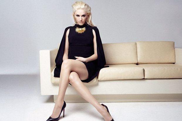 Gwen artık suni deri giyiyor