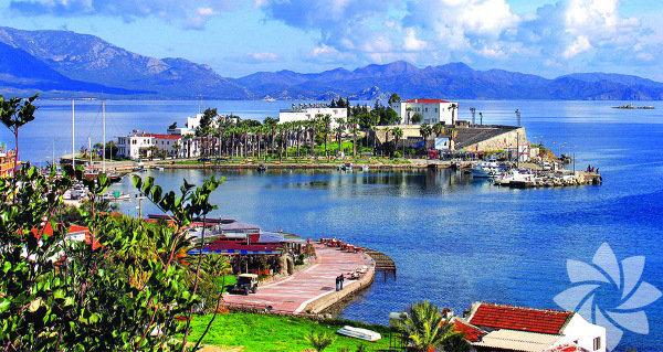 Datça Yarımadası'nın tarihi MÖ 2000'lere kadar uzanır.