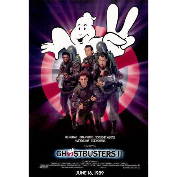 Tablo  Hayalet Avcıları 2 (Ghostbusters 2) 1989 Yön: Ivan Reitman Kim evine böyle bir tablo asar ki? Aslında resmin canlanması sinemanın en eski fantezilerinden biri. Ama burada durum canlanmanın ötesinde... Tabloda resmedilen kişi size öyle bir bakıyor ki korkuyorsunuz; çünkü o bedeninizi ele geçirmek isteyen kötü bir ruh. Sonuç: New York bir kez daha Hayalet Avcıları'nın değerini anlıyor.