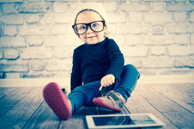 Çocuklar dijital ebeveynlere teslim