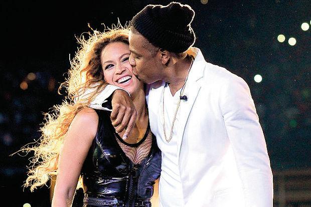 Beyonce ve Jay-Z'den dedikodulara cevap