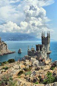 Karadeniz kıyısındaki muhteşem şehir Yalta