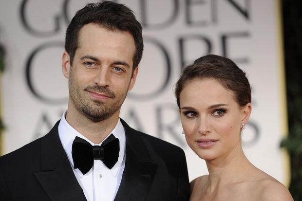 Natalie Portman'ın aile saadeti