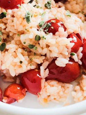 Domatesli pirinç