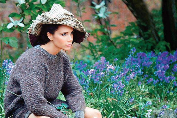 Victoria Beckham evinin hanımı oldu