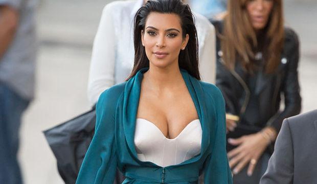 Kim Kardashian'a büyük ilgi